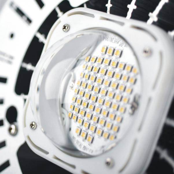 Lager Licht, Werkstatt-Licht, LED-Hochregalleuchten, Industrieleuchten, Hochregal Licht