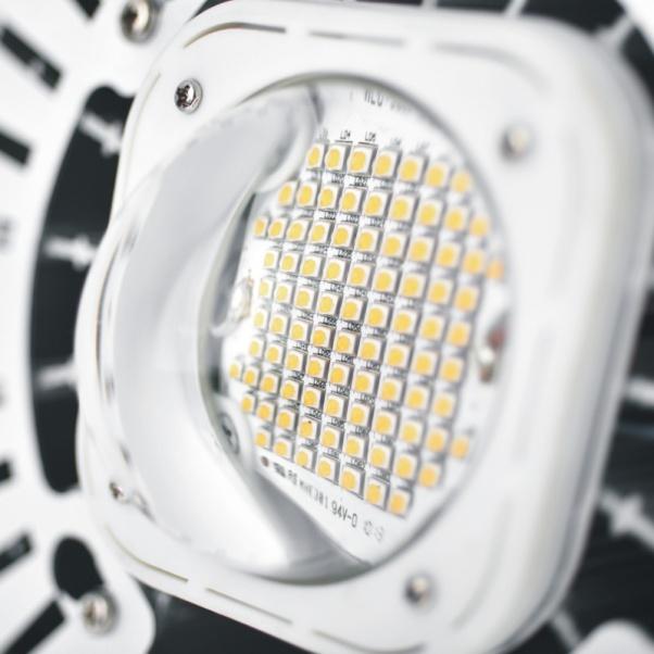 Hochregallicht, LED-Hochregalbeleuchtung, Industrie-und Bergbau-Lichter, Lichttunnel, Werkstattlampe
