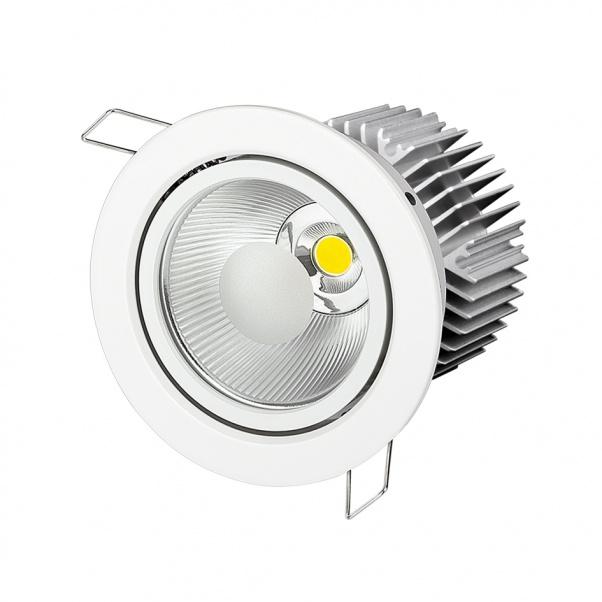 COB Down Light, COB-Deckenleuchte, COB Licht, COB Downlights, COB LED beleuchten unten