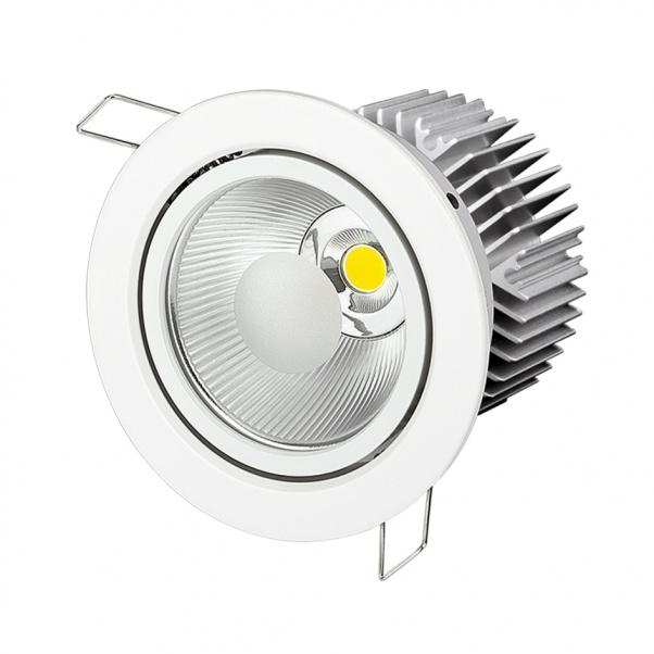 COB Down Light, COB-Deckenleuchte, führte hinunter Licht CREE COB, führte SHARP COB hinunter Licht, COB unten Licht Hersteller
