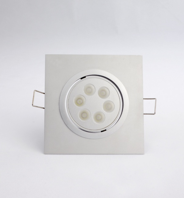 Grid Down Light, Grid-Downlights, Gitter unten Licht Hersteller, Zwei Köpfe hinunter Licht, LED-Raster unten Licht