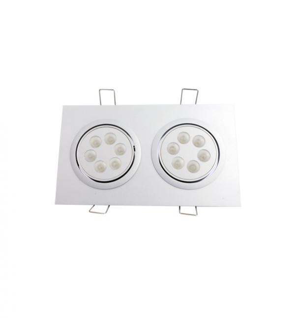 LED-Rasterleuchte Licht, Gitter unten Licht, unten Licht, Drei Köpfe unten Licht, Gitter unten Licht Hersteller