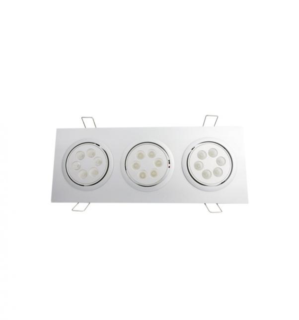 Grid unten Licht Fabrik, LED-Raster unten Licht, Gitter unten Licht Hersteller, unten Licht, Zwei Köpfe unten Licht