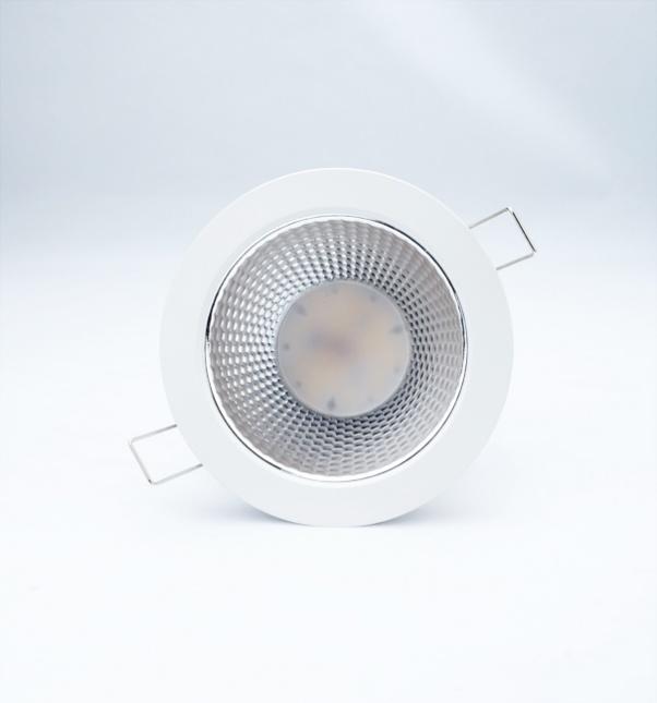 Hochwasserstrahlwinkel, eigenes Licht mit integriertem Netzteil, rund Panel Licht, breitstrahlend