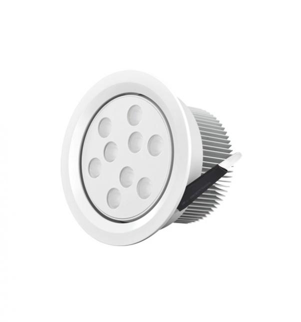 Spot-Licht, Punktlicht Fabrik, LED-Scheinwerfer, Spot-Licht, unten Licht