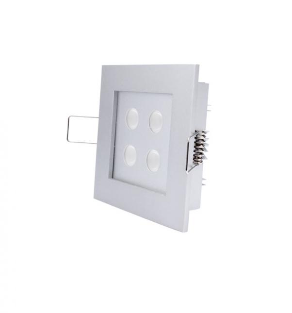 LED-Raster hinunter Licht, Grid-Downlights, Doppel Köpfe unten Licht, unten Licht, Gitter unten Licht Fabrik