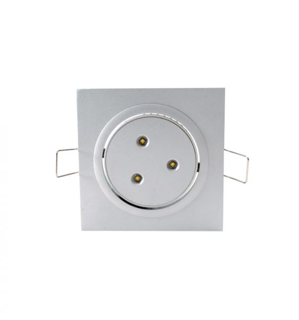 Drei Köpfe hinunter Licht, LED-Raster hinunter Licht, Grid-Downlights, LED-Raster unten Licht, Gitter unten Licht Fabrik