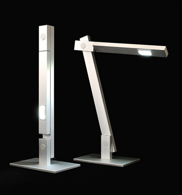 LED Tischleuchte, Leseleuchte, Klapptisch Licht, Computer, LED-Leselicht