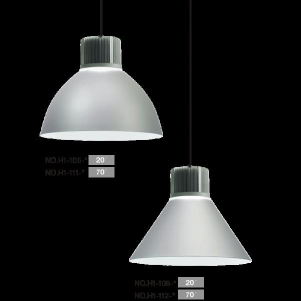 Werkstattlampe, Industrieleuchten, Warehouse Licht, Hochregalleuchten, LED-Hochregalleuchten