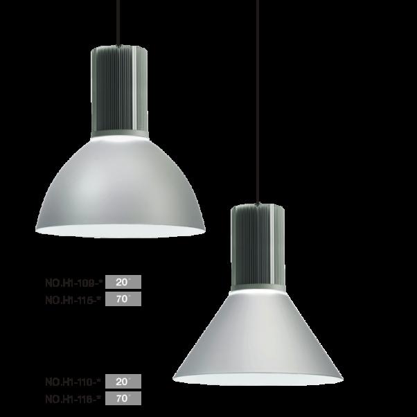 LED High Bay-Leuchten, Lager Licht, High-Power-Hochregalbeleuchtung, Industrie-und Bergbau-Lichter, Lichttunnel