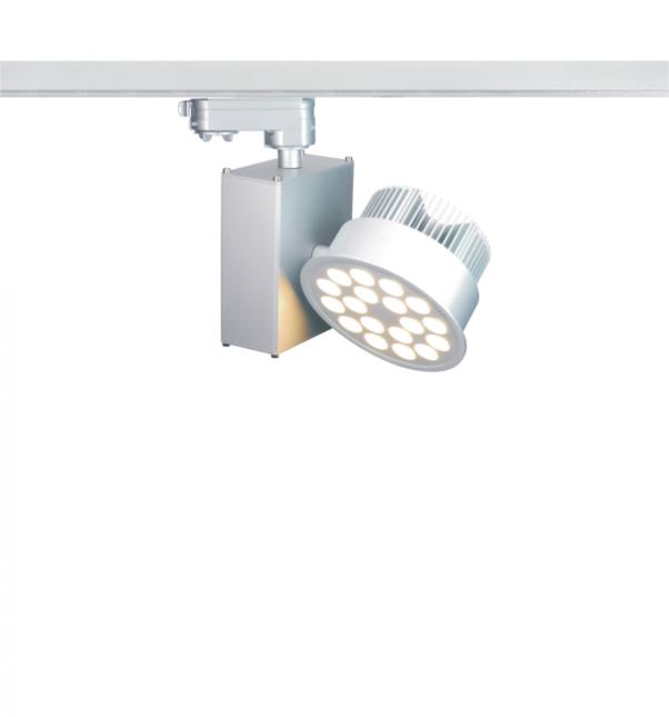 Hochspannungsschienenlicht, Hochspannungs Track Leuchten, LED-Hochspannungs Spur leuchtet, Single-Hochspannungskreis Schienenlicht, 3-Phasen-Hochvolt-Schienenlicht