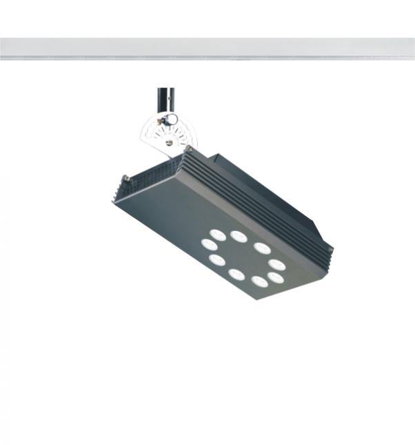 Hochvolt-Schienenleuchten, LED-Hochspannungs Spur leuchtet, Single-Hochspannungskreis Schienenlicht, 3-Phasen-Hochvolt-Schienenlicht, Schienen-Licht, Spot-Licht