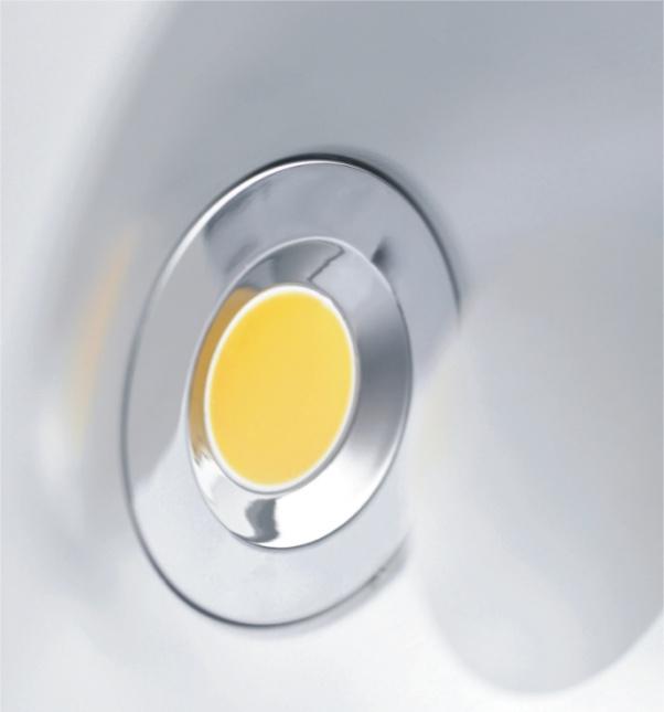 COB Down Light, LED Strahler, LED-unten Licht blendfrei, Integriertes Netzteil nach unten Licht, LED-unten Licht CREE COB